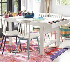 pottery barn kids playroom furniture is built to last and expertly crafted find children s play table and chairs and create a e perfect for kids