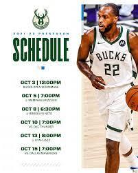 Milwaukee Bucks - Home