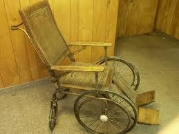 Antique Wheelchairs