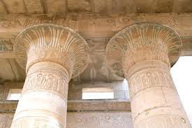 Columns For Decorations Fileluxor West Bank Ramesseum Column Top Decorations Egypt