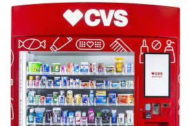 Otc Vending Machines Enchanting CVS To Deploy Healthandwellness Vending Machines CDR Chain