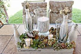natural fathersday centerpiece