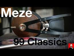 Not a review of the <b>Meze 99 Classics</b> headphones - YouTube