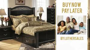 Now Pay Later Bedroom Furniture Buy Now Pay Later By Luthersales Youtube
