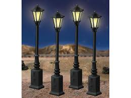 O Scale Street Lights Scale Street Lamps