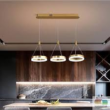 modern simple dining pendant lamp