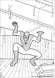Spiderman, real name peter parker, is a superhero character starred in marvel comics by stan lee and steve ditko. Kids Spiderman Coloring Pages