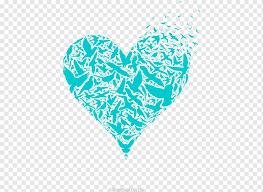 heart wall decal organ donation heart