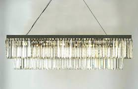 rustic wood rectangular chandelier wooden retro glass fringe chandeliers lighting wid