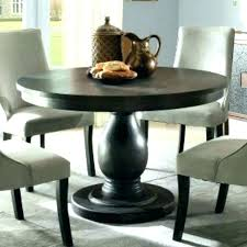 dining tables 54 round dining table with leaf cool inch pedestal furniture of flared dark