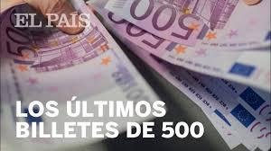 Mil quinientos, quinientos millones, quinientos mil. Cuantos Billetes De 500 Euros Quedan En Circulacion Youtube