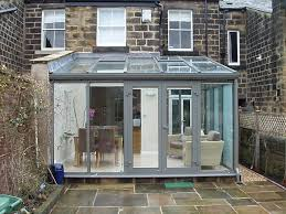 Modern and Contemporary Glass Extensions contemporary-exterior