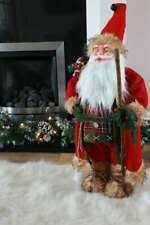 <b>Santa Claus Decorations</b> in <b>Christmas</b> Figurines for sale | eBay