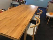 nick scali dining table and chairs