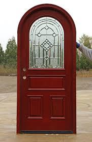 arched glass entry door doors on interior exterior design