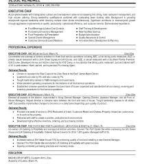 Banquet Chef Resume Interesting Executive Sous Chef Resume Samples Resumes Breathelightco