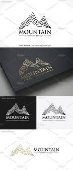 Hiking Logo in 2020 | Mountain logos, Branding design logo, Hiking logo