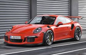 Porsche 911 GT3 RS (2015) | Sports Cars