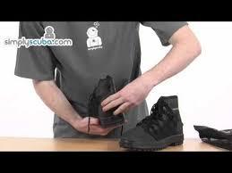 Scubapro Rock Boots Size Chart Scubapro Rock Boots Www Simplyscuba Com Youtube