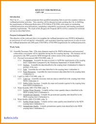 Technology Proposal Template Unique Sample Of A Technical Proposal ...