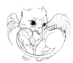 Coloring Pages Printable Baby Dragon Coloring Pages Kids Free For