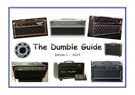 Dumble Speaker Cabinet The Dumble Guide Edition 1 2014 By The Dumble Guide Issuu