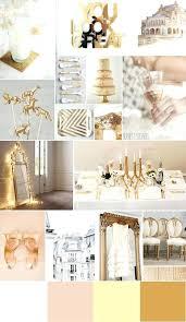 Glitter Wedding Ideas Gold And White Wedding Color Ideas Glitter