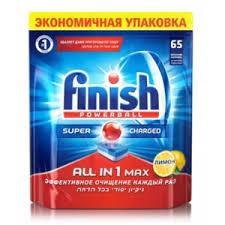 <b>Таблетки для</b> посудомоечной машины <b>Finish</b>   Отзывы покупателей