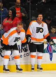 flyers kings richards flyers revamp jackets and kings improve si com