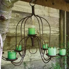 outdoor candle chandeliers wrought iron home decor ideas regarding chandelier remodel 13