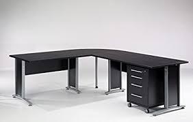 Schreibtisch bugi eckschreibtisch computertisch tisch weiß sonoma wenge groß 16. Froschkonig24 Prima Winkelkombination Schreibtisch Eckschreibtisch Burotisch Mit Rollcontainer Schwarz Amazon De Kuche Haushalt