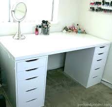 desk vanity combo makeup desk ideas desk and dresser combo best makeup desk ideas on vanity