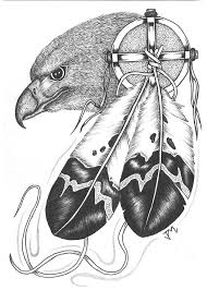 Native Dream Catchers Drawings Animal Coloring Pages Dream Catchers Dreamcatcher Drawing 1