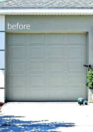 painting garage painting garage door to look like wood painted garage doors garage before paint garage
