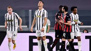 To add to this, they were knocked out of the champions. Juventus Vs Ac Milan Football Match Report May 9 2021 Espn