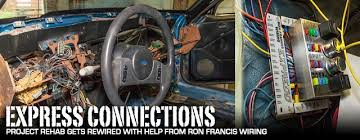rehab rewired upgrading fox body wiring ron francis wiring it be hard to believe but fox body mustangs are old cars consider that when editor creason who is also the author of this piece entered high school