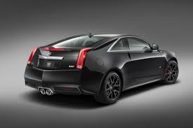 Cadillac CTS-V Coupe : 2015 | Cartype