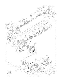 Yamaha big bear 400 parts diagram