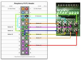 sha raspberry pi john jay s 8 led button breakout board button wiring diagram