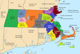 this massachusetts stereotype map is pretty good xpost from r