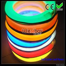 Neon Rope Lights For Sale Dc12v 12 26mm 10 Meters Per Lot Brand New Full Color