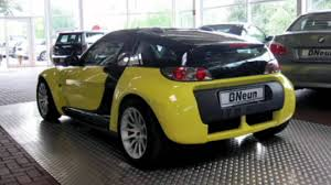 Smart Roadster coupe softtouch 2005 Shine Yellow 30752 www ...