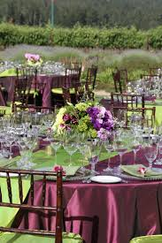 Incredible Image Of Wedding Table Decoration Using Purple And Green Wedding  Table Centerpiece Ideas : Awesome