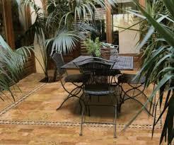 latest craze european outdoor furniture cement. Combining Outdoor Beauty With Indoor Comfort Latest Craze European Furniture Cement
