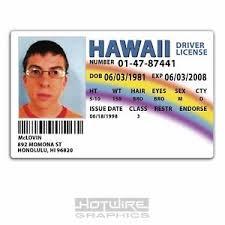 - Film Id Plastic Mclovin tv amp; Prop License Replica Card Superbad Ebay Drivers