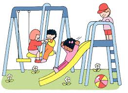 Image result for playground behavior clip art