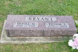 Mary Myrtle McQueary Bryant (1890-1989) - Find A Grave Memorial