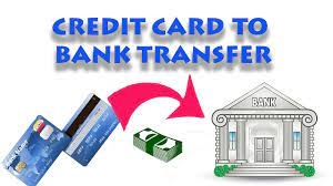 This type of offer could help reduce your monthly credit card payments, or clear your debt quicker. How To Transfer Money From Credit Card To Bank Account At Free Youtube