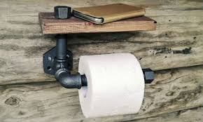 40 cool fun unique toilet paper holders for any bathroom