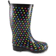 Patterned Rain Boots New Design Ideas